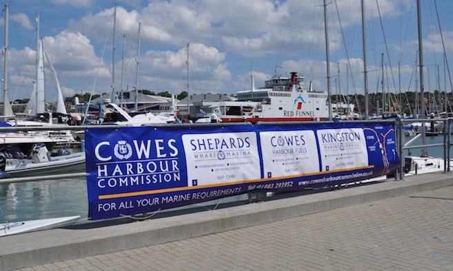 Cowes Harbour Commission - Our Marine Services