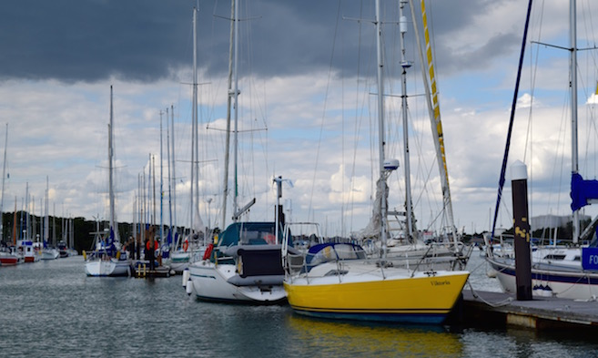Advisory Committee Minutes for Cowes Harbour Commission