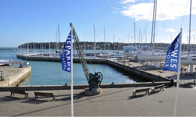 Cowes Harbour Act and Revision Orders