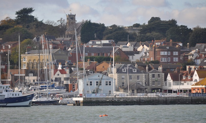 Cowes Harbour Financial Accounts