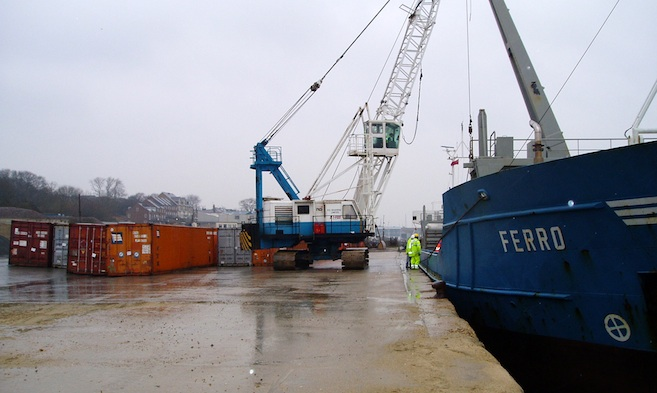 Port Waste Management Plan for Cowes Harbour