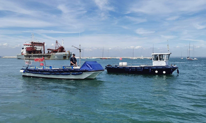 Cowes Water Taxis - harbour operator