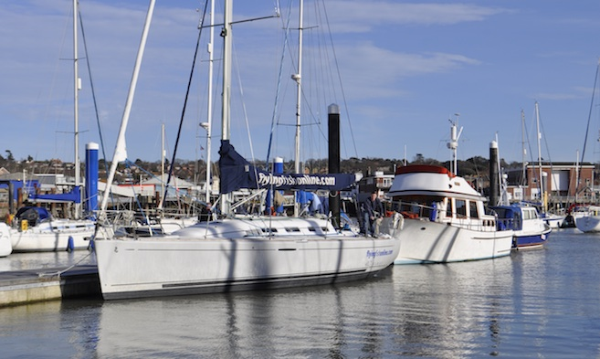 Sailing Schools are welcome at Shepards Wharf Marina
