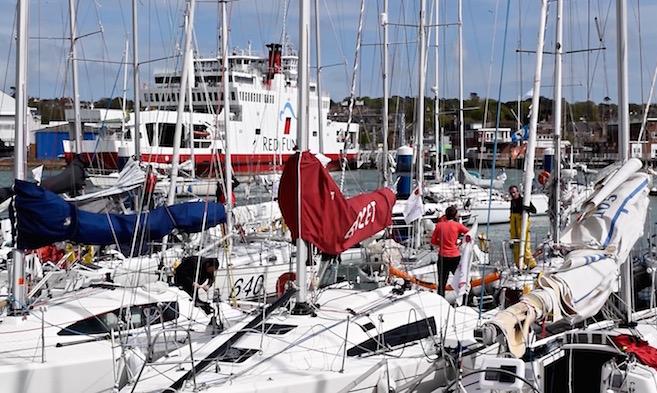 Testimonials - Rallies at Shepards Wharf Marina in Cowes