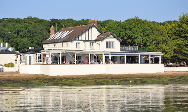 The Folly Inn on the River Medina