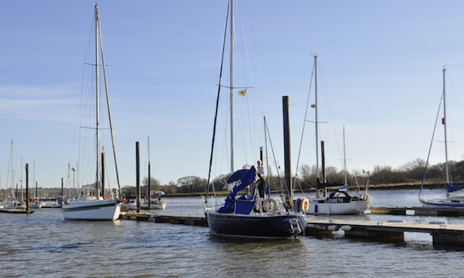 Annual moorings FAQs