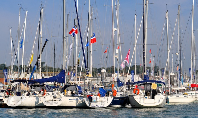 Event Moorings in Cowes