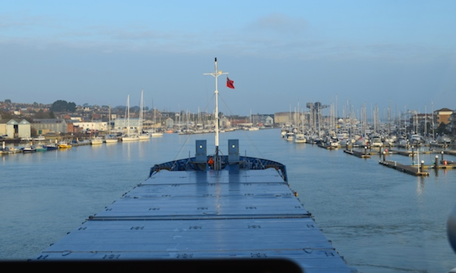 Harbour Charges for Cowes Harbour