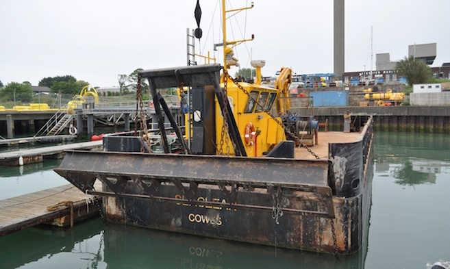 Dredge Licence Applications for Cowes Harbour