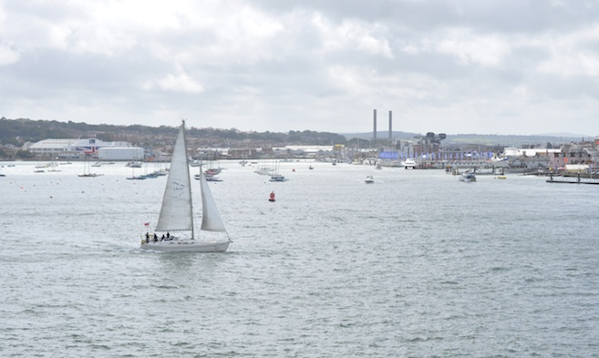 Cowes Harbour General Directionsl Chapter 1 Preliminary