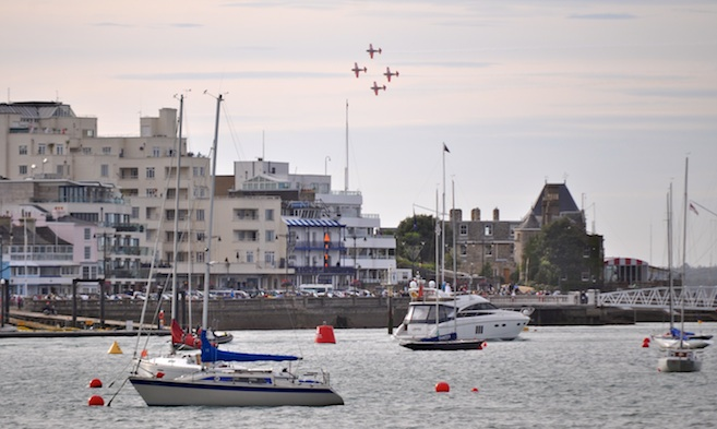 Cowes Harbour General Directions Chapter 4 Commercial and Leisure Activities