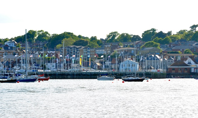 Cowes Harbour General Directions Chapter 7 Commissioners Property