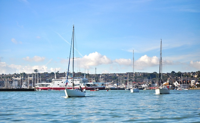 About Cowes Harbour