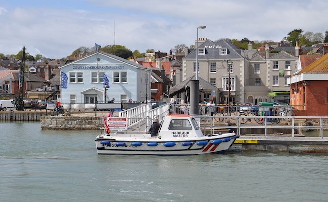News from Cowes Harbour