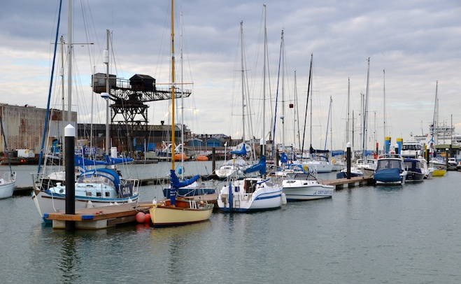 Contact us about Moorings