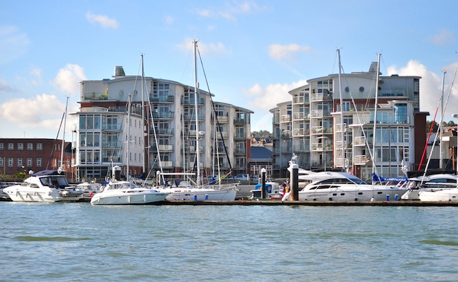 Visiting Cowes Harbour