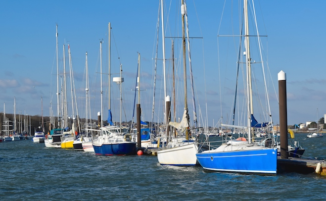 The latest news from Cowes Harbour