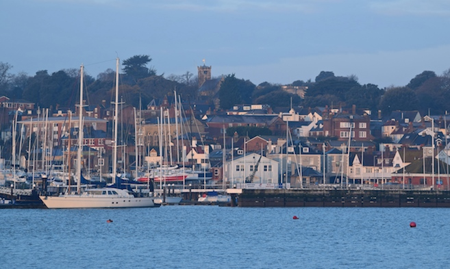 Schedule of Charges for Cowes Harbour