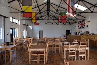 The new Shepards Wharf Sugar Store Events Centre