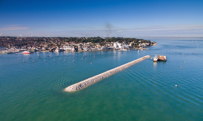 Cowes Breakwater Project November 2015 report