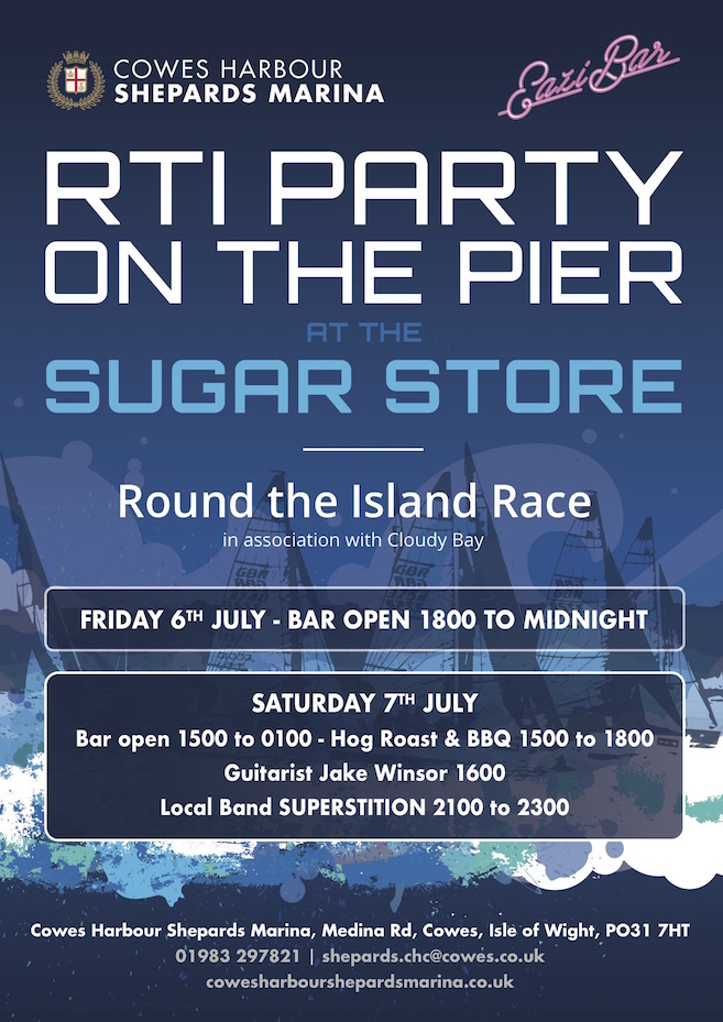 RTI Party on the Pier