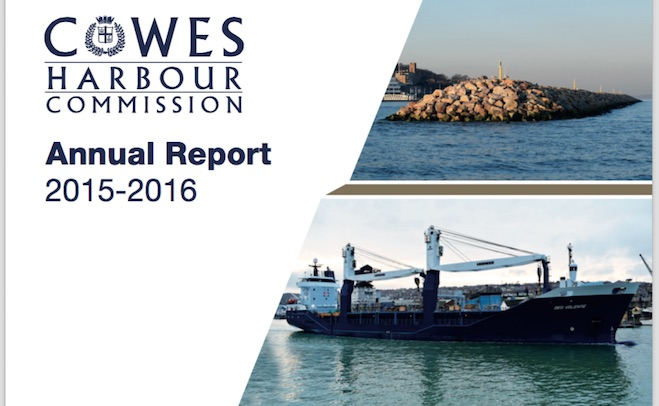 Annual Report 2015-2016 out now