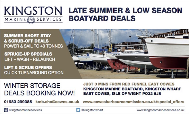 Late summer and low season boatyard deals