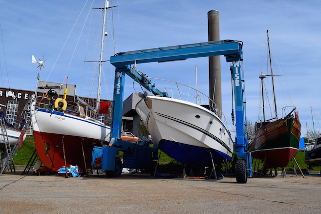 Kingston boatyard deals for August