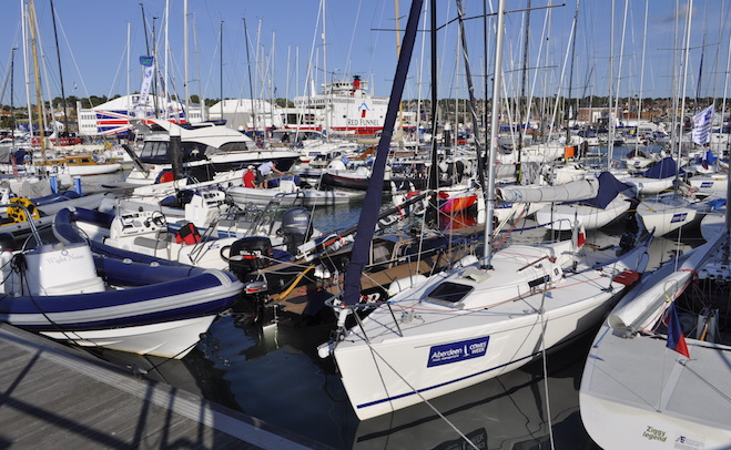 Cowes Week with Manuka Events