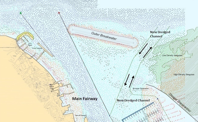 Latest on Outer Harbour Project
