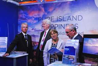 Visit Isle of Wight and Destination Cowes at the World Travel Market