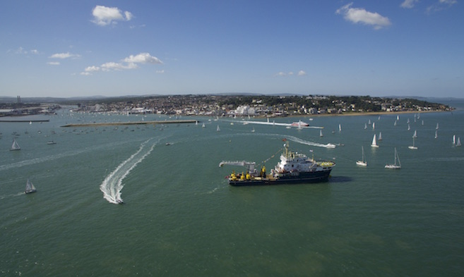Tidal Simulations for Cowes Harbour in the Solent