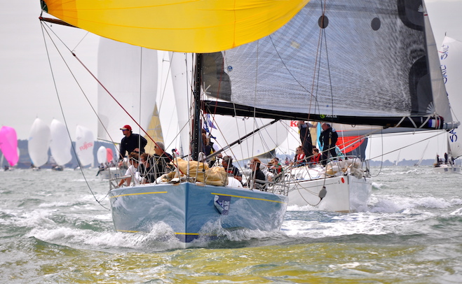Book your Cowes Week berth now!