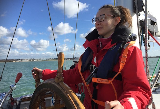 OYT South sailing for young people