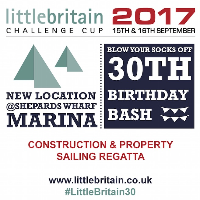 Little Britain 2017 at Shepards Wharf Marina
