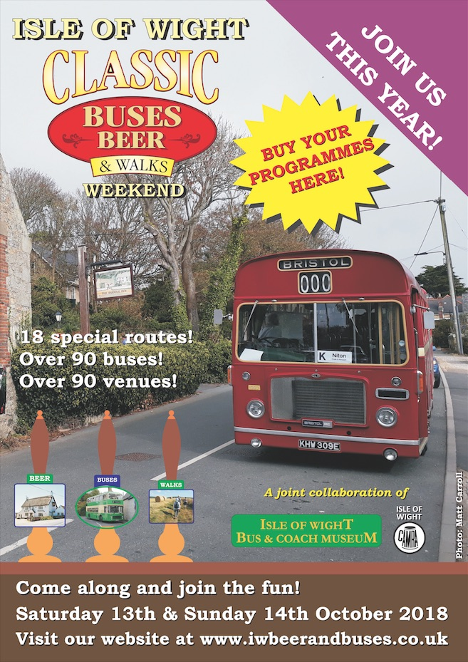 Beer and Buses Weekend