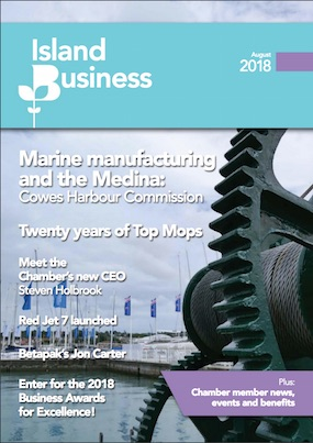 Island Business Magazine August 2018