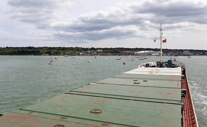 Latest Cowes Harbour news