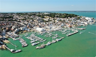 Public consultation launched on proposals for Cowes Harbour
