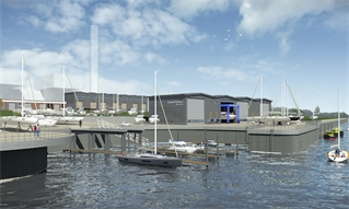 Kingston Wharf regeneration plans